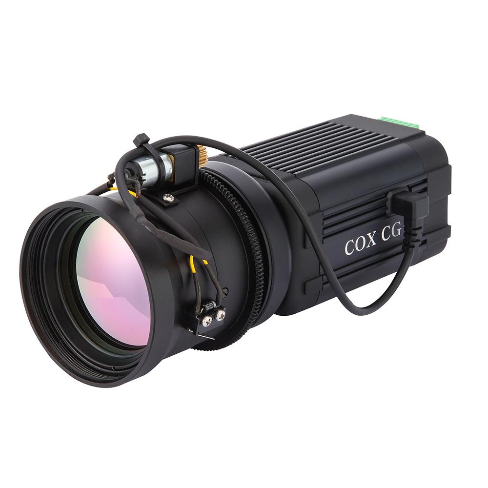 cox thermal camera calibration